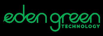 Eden Green vertical farming logo