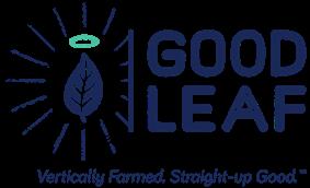 Good Leaf vertical farming logo