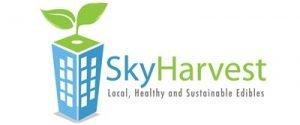Sky Harvest vertical farming logo