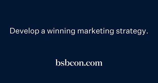 Award winning marketing and business plans.