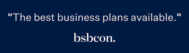 why business plan writers are better than software